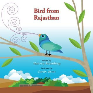Bird from Rajasthan  by  Harvey Rosenberg
