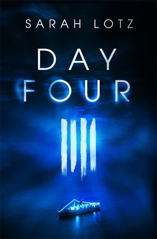 Day Four (The Three #2) - Sarah Lotz