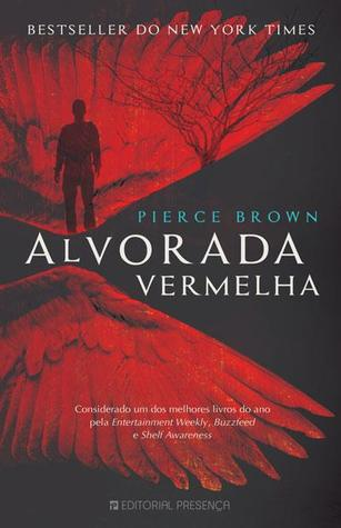 Alvorada Vermelha (Red Rising Trilogy, #1)