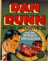 Dan Dunn Secret Operative 48 and the Border Smugglers (Better Little Book #1481)