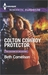 Colton Cowboy Protector (The Coltons of Oklahoma #1)