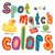 Spot and Match Colors