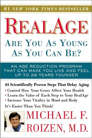 RealAge by Michael F. Roizen