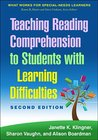 Teaching Reading Comprehension to Students with Learning Difficulties, 2/E (What Works for Special-Needs Learners)