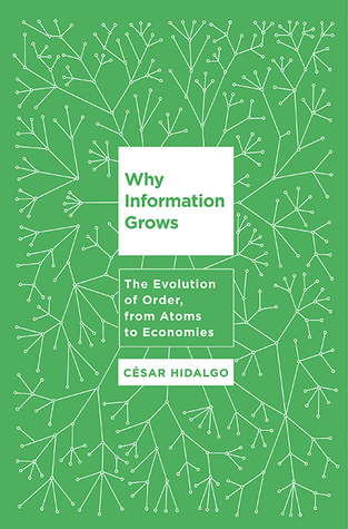 Why Information Grows by César A.  Hidalgo