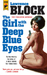 The Girl with the Deep Blue Eyes by Lawrence Block