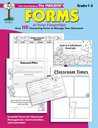 Forms at Your Fingertips: Grades 1-6