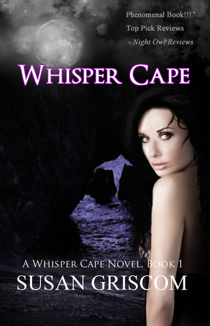 Whisper Cape by Susan Griscom
