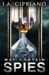 May Contain Spies (Meet Abby Banks #1)