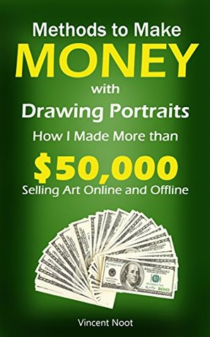 Methods to make money with drawing portraits how i made for Best way to sell art online