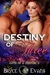 Destiny of Three (Love of a Shifter #3)
