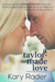 A Taylor-Made Love by Kary Rader
