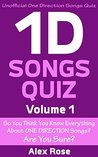 Unofficial One Direction Songs Quiz Game - Volume 1