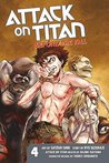 Attack on Titan: Before the Fall, Vol. 4 (Attack on Titan: Before the Fall Manga, #4)