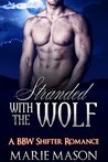 Stranded With the Wolf (A BBW Paranormal Romance)