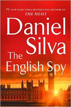 The English Spy -  by Daniel Silva