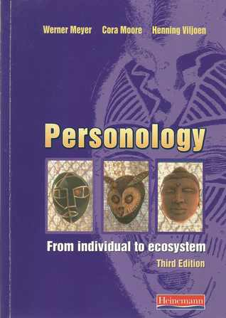 Personology by Werner Meyer
