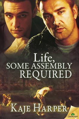 Life, Some Assembly Required (The Rebuilding Year, #2)