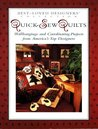 Quick-sew Quilts: Best Loved Designer's Collection