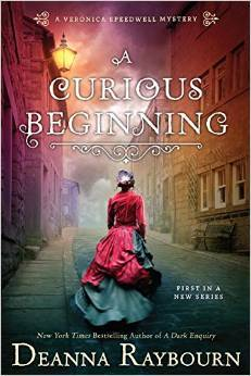 A Curious Beginning (Veronica Speedwell Mystery, #1)