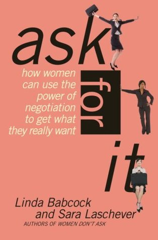 Ask For It by Linda Babcock
