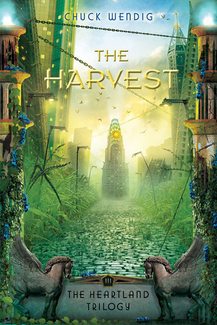 The Harvest (The Heartland Trilogy, #3)  by  Chuck Wendig