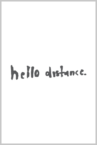 hello distance by Daniel Wallock