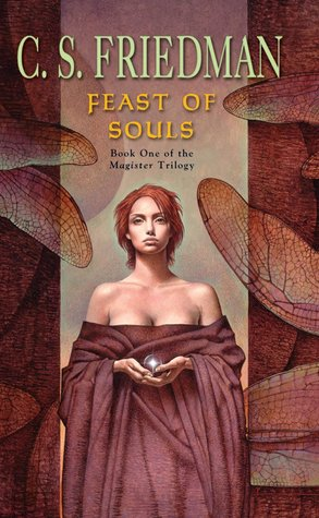 Feast of Souls (The Magister Trilogy, #1)