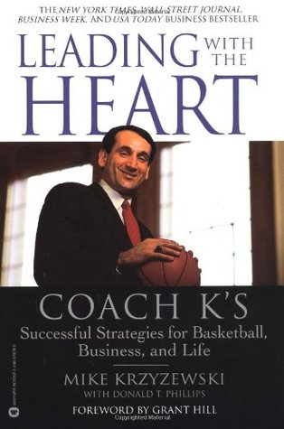Leading with the Heart by Grant Hill