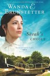 Sarah's Choice (Brides of Lehigh Canal, #3)