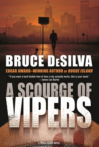 A Scourge of Vipers (Liam Mulligan, #4)