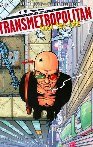 Transmetropolitan, Vol. 2 by Warren Ellis