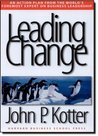 Leading Change by John P. Kotter