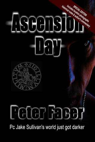 Ascension Day by Peter Facer