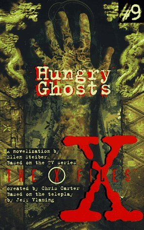 Hungry Ghosts by Ellen Steiber