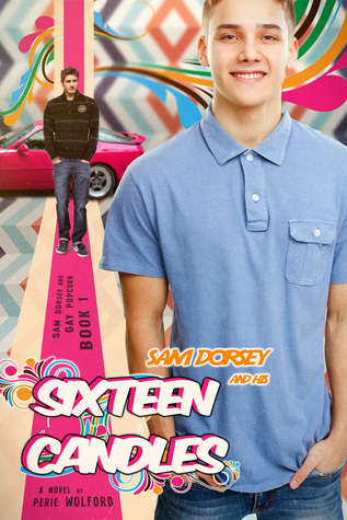Sam Dorsey and His Sixteen Candles (Gay, LGBT) - Perie Wolford