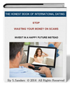 THE HONEST BOOK OF INTERNATIONAL DATING by Sahara Sanders