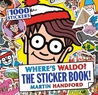 Where's Waldo? The Sticker Book!