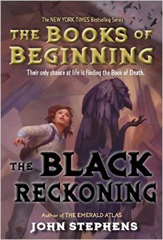 The Black Reckoning (The Books of Beginning, #3)