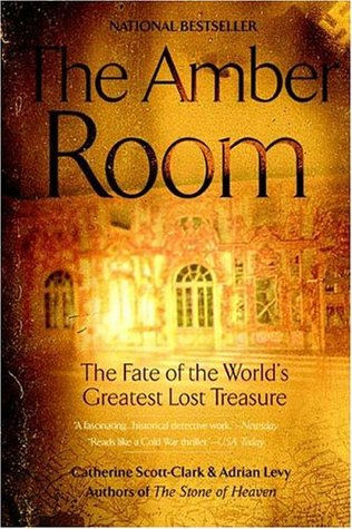 The Amber Room by Cathy Scott-Clark