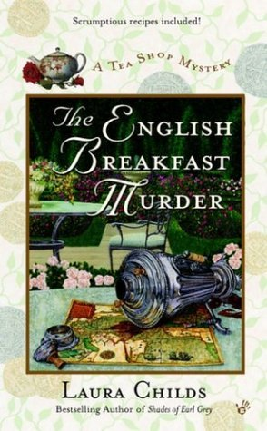 The English Breakfast Murder by Laura Childs