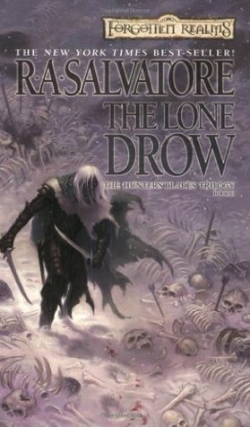 Hunters Blade 02 - The Lone Drow (REQ) - R.A. Salvatore