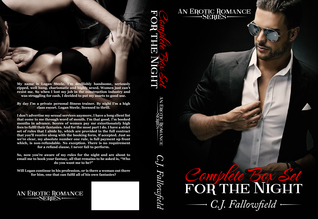 For the Night Complete Box Set by C.J. Fallowfield
