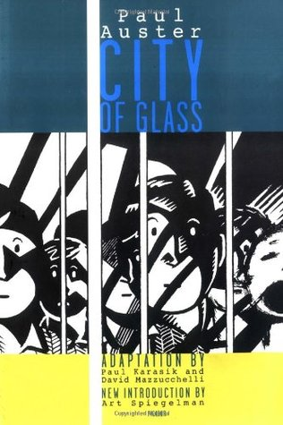 City of Glass by Paul Karasik