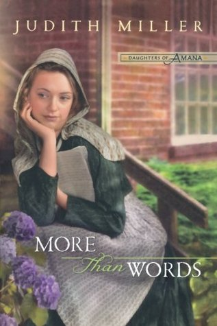 More Than Words by Judith McCoy Miller