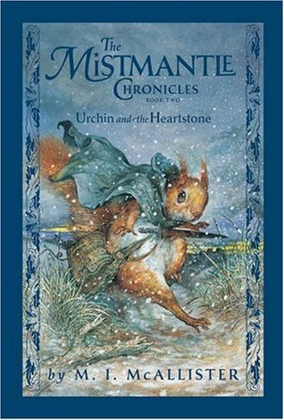 Urchin and the Heartstone by Margaret McAllister