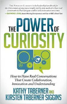 The Power of Curiosity by Kathy Taberner