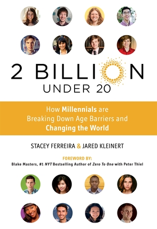 2 Billion Under 20 by Stacey Ferreira
