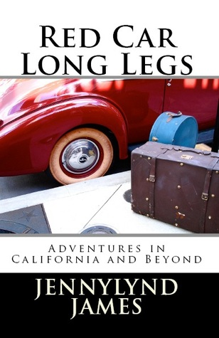 Red Car Long Legs by Jennylynd James