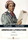 American Literature, Volume 1 Plus NEW MyLiteratureLab -- Access Card Package (2nd Edition)